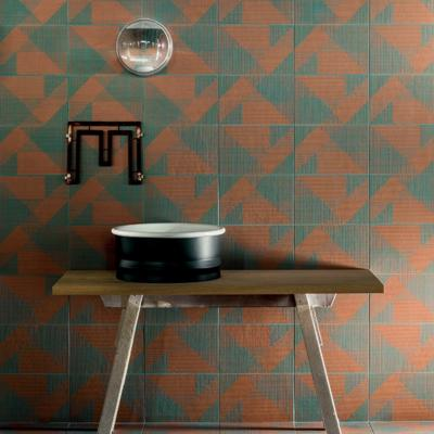 Mutina Tierra Tiles Orange Blue Remodelista