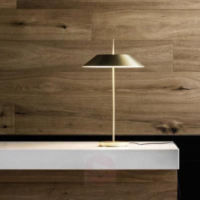 Mayfair Table Lamp Gold Vibia